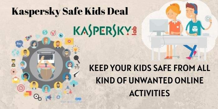kaspersky safe kids deal