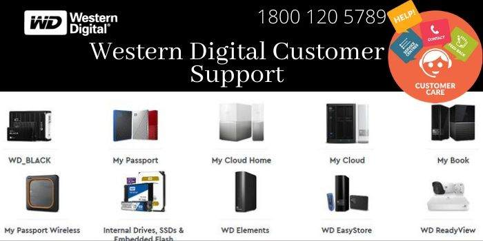 Western Digital Customer Support