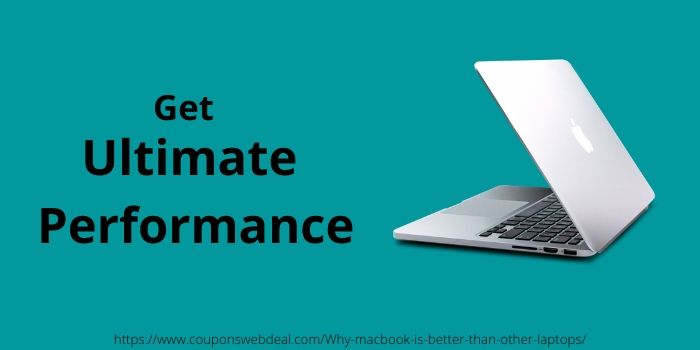 better performance with apple macs