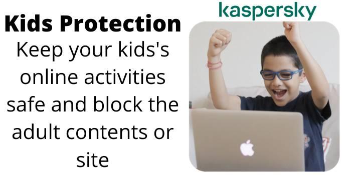 Kaspersky Kids Protection