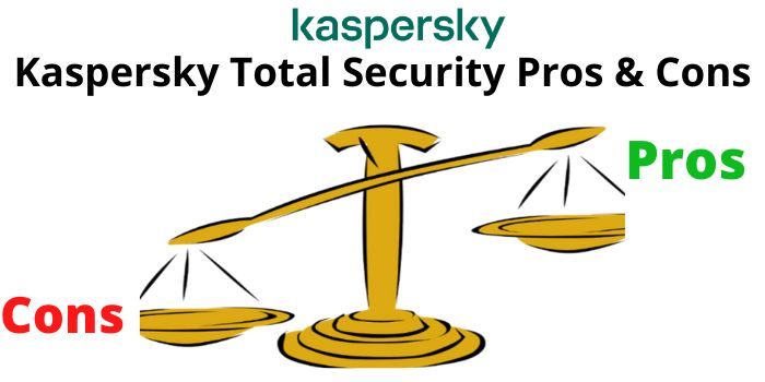 Kaspersky Pros and Cons
