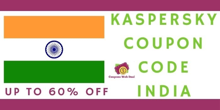 Kaspersky Coupon Code India