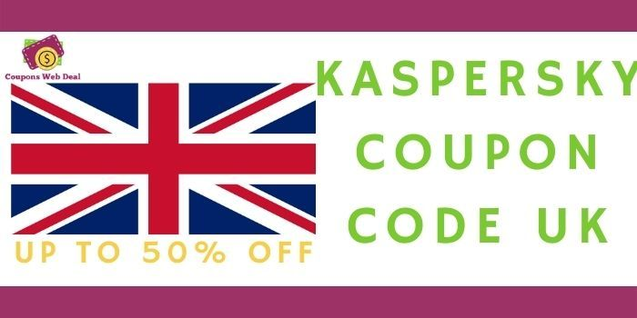 Kaspersky Coupon Code UK