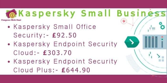 Kaspersky Small Business Security
