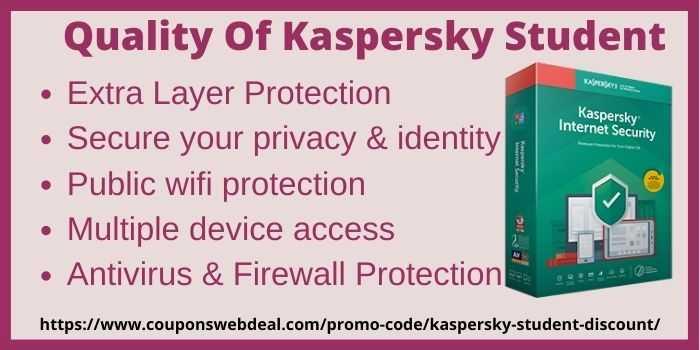 Kaspersky Student Qualities