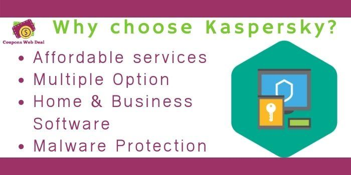 Why Choose Kaspersky