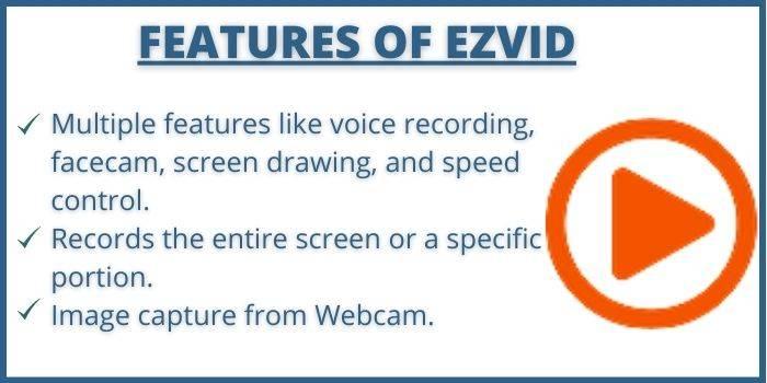 Features of Ezvid